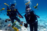 ●夏季限定●ランチ付き!水納島海水浴体験ボートダイビングプラン