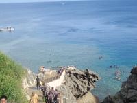 青の洞窟で体験ダイビングで満喫しよう!青の洞窟感動ダイビングツアー