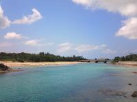 ↓渡口の浜