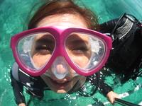 午後出発!極上のサンゴ礁半日体験ダイビング♪
